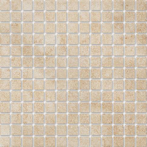 Bambus beige mata mozaikowa