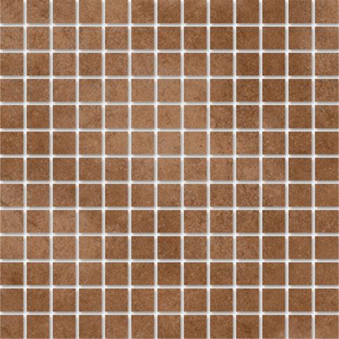 Cognac braun mata mozaikowa