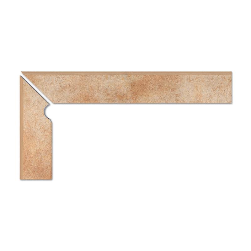 Gobi sand cokół schodowy 2-częściowy