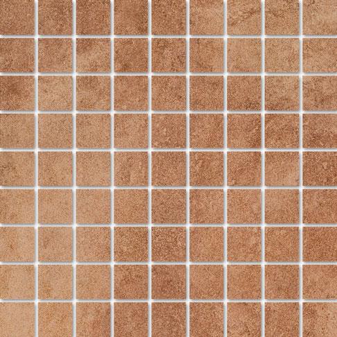 Perm braun mata mozaikowa